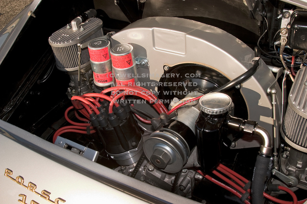 Pictures Of Porsche 356 Speedster Motor And Engines
