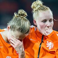 160309 - Nederland - Zweden Dames OKT