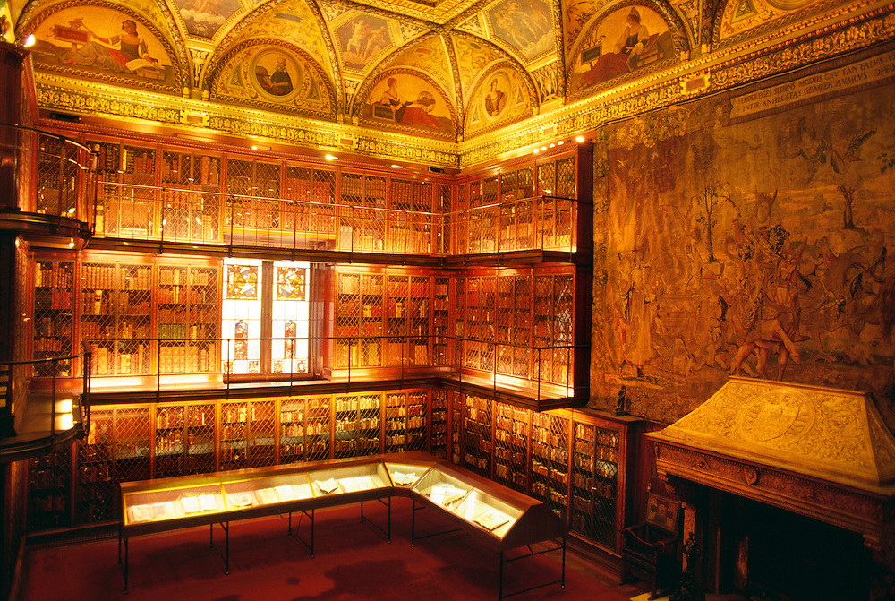 Morgan Library, New York, NY.