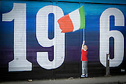A Graffiti for 1916 Easter Rising Centenary ©Tamara Him.