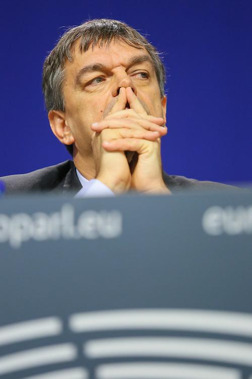 Press Conference ' New future of FIFA '