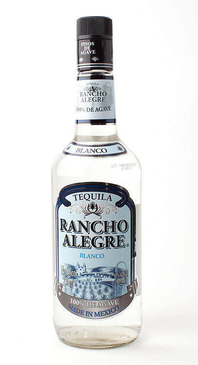Rancho Alegre blanco -- Image originally appeared in the Tequila Matchmaker: http://tequilamatchmaker.com