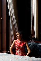 Chine, Shanghai, Yu XiaoYing, 24 ans (model released) //  China, Shanghai, Yu XiaoYing, 24 old (MR available)