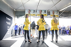 September 9, 2017 - NŸRburgring, Germany - Motorsports: DTM race Nuerburgring, Saison 2017 - 7. Event Nuerburgring, GER, Gridgirl (Credit Image: © Hoch Zwei via ZUMA Wire)