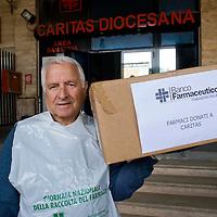 Consegnati farmaci per  i poveri alla Caritas di Roma