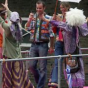 NLD/Amsterdam/20080907 - Gasten van het huwelijksfeest Nina Brink en Pieter Storms, Peter van der Vorst
