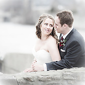 Kristen + Dan - the Canadian wedding