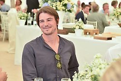 Josh Hartnett at the 'Cartier Style et Luxe' enclosure during the Goodwood Festival of Speed, Goodwood House, West Sussex, England. 15 July 2018.