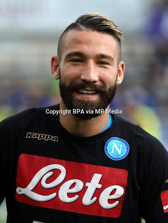 Italian League Serie A -2016-2017 / <br /> ( Ssc Napoli ) - <br /> Lorenzo Tonelli