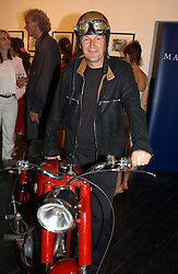 NICK ASHLEY at an exhibition of photographs featuring Maserati cars held at the Michael Hoppen Gallery, 3 Jubilee Place, London SW3 on 13th July 2005.<br /><br />NON EXCLUSIVE - WORLD RIGHTS
