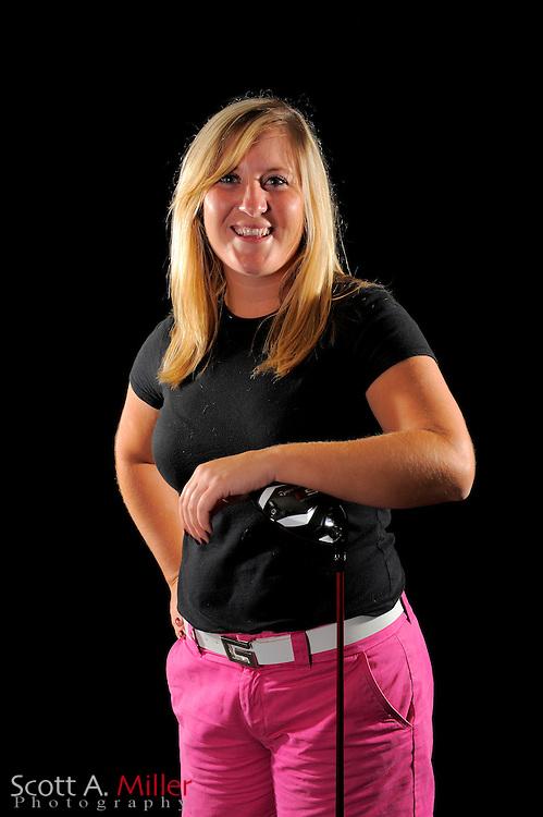 Carrie Riordan during a portrait shoot prior to the LPGA Future Tour's Daytona Beach Invitational at LPGA International's Championship Courser on March 28, 2011 in Daytona Beach, Florida... ©2011 Scott A. Miller