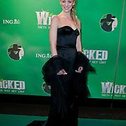 NLD/Scheveningen/20111106 - Premiere musical Wicked, Noortje Herlaar