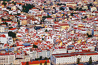 Portugal, Lisbonne, le quartier de l'Alfama // Portugal, Lisbon, Alfama area