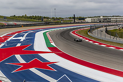 March 23, 2019 - Austin, Texas, U.S. - WILL POWER (12) of Australia goes through the turns during practice for the INDYCAR Classic at Circuit Of The Americas in Austin, Texas. (Credit Image: © Walter G Arce Sr Asp Inc/ASP)