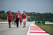 March 27-29, 2015: Malaysian Grand Prix - Roberto Merhi (SPA) Manor Marussia F1 Team
