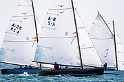 Serendipity sailing in the Opera House Cup.