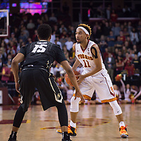 USC Men's Basketball v Colorado | Gallery | Second Half