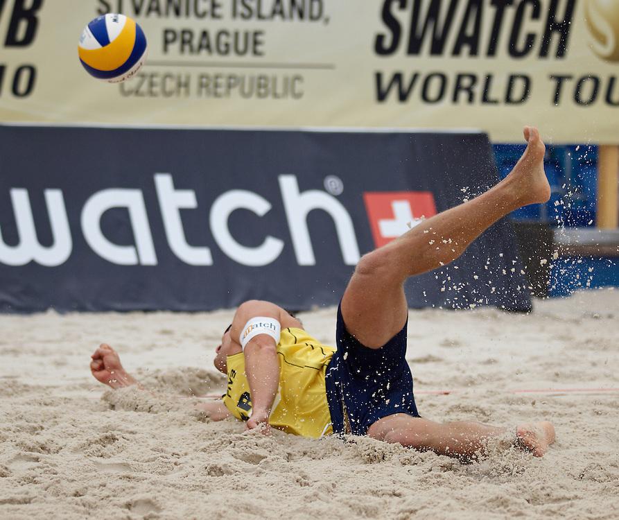 Swatch FIVB Patria Direct Open 2010 - BRA vs GER