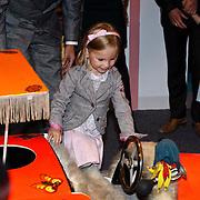NLD/Apeldoorn/20081101 - Opening tentoonstelling SpeelGoed op paleis Het Loo, Felicia