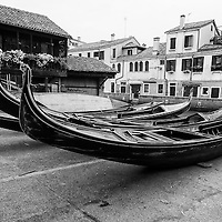 Gondola builders must practice for several years before being able to start building gondola as each gondola is built to suit the individual gondolier's weight.