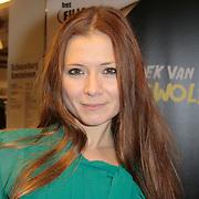 NLD/Amstelveen/20111107- Inloop premiere Kantje Boord, Celine Purcell