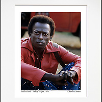 Miles Davis - An affordable archival quality matted print ready for framing at home.<br />