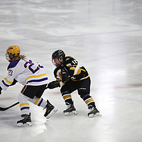 Women's Ice Hockey: St. Catherine University Wildcats vs. St. Olaf College Oles