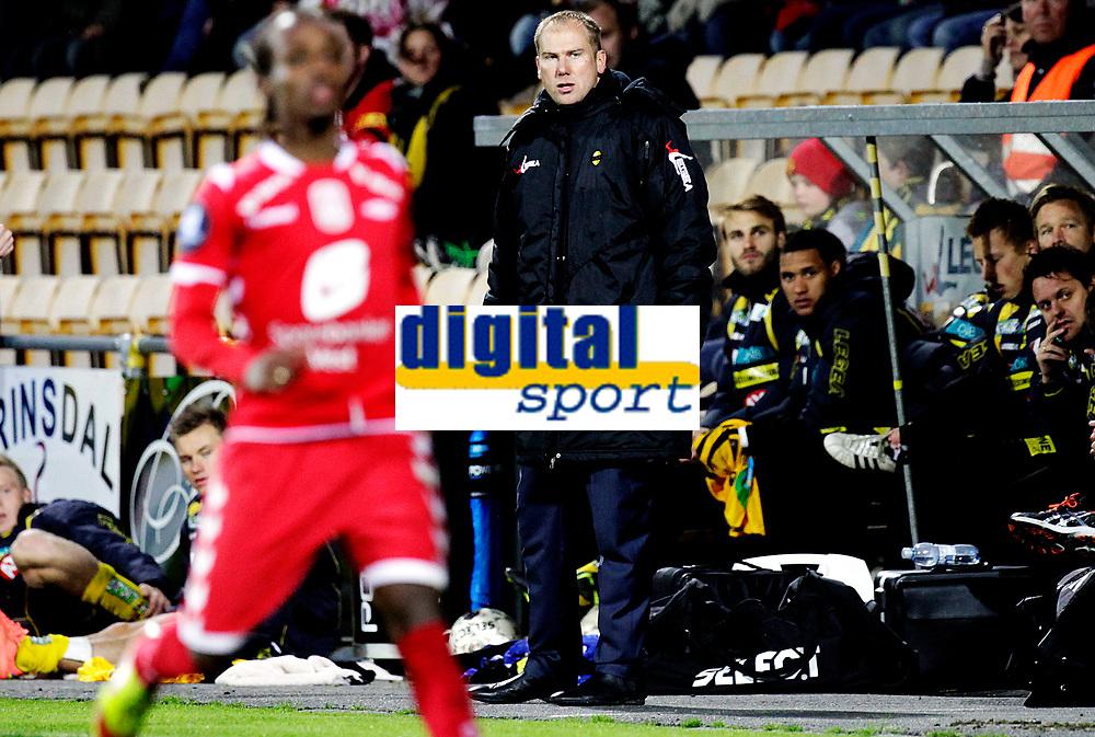 Fotball<br /> Tippeligaen<br /> &Aring;r&aring;sen Stadion 13.05.12<br /> Lillestr&oslash;m - Brann<br /> MAgnus HAglund<br /> <br /> <br /> Foto: Eirik F&oslash;rde