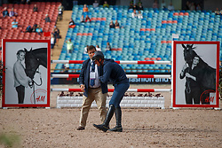 Philippaerts Olivier, BEL, H&M Legend Of Love<br /> Official Training Jumping<br /> FEI European Para Dressage Championships - Goteborg 2017 <br /> © Hippo Foto - Dirk Caremans<br /> 22/08/2017,