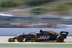 August 31, 2019, Spa Francorchamps, Belgium: Haas Driver ROMAIN GROSJEAN (FRA) in action during the third free practice session of the Formula one Johnnie Walker Belgian Grand Prix at the SPA Francorchamps circuit - Belgium (Credit Image: © Pierre Stevenin/ZUMA Wire)