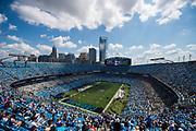 September 17, 2017: BUFvsCAR. Bank of America stadium