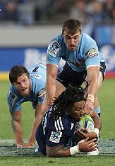 Auckland - Super Rugby, Blues v Waratahs