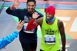 Tiki Barber, Team For Kids<br /> TCS New York City Marathon 2019