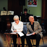 Brenda Bufalino (Vera) and Dean Diggins (Jack Jackson/Ramos)