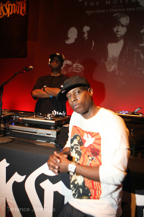 BlackSmith Music and Belvedere Vodka Present a Night with BlackSmith Music featuring Talib Kweli and Jean Grae and SAS