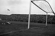 23/04/1961<br /> 04/23/1961<br /> 23 April 1961<br /> F.A.I. Cup Final: St. Patrick's Athletic v Drumcondra at Dalymount Park, Dublin.
