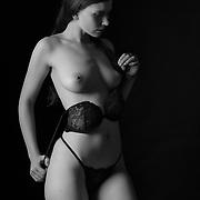 Model: Muirina Fae; <br /> Stephen M Loban workshop
