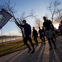 20180106: SLO, Running - Priprave na Ljubljanski maraton