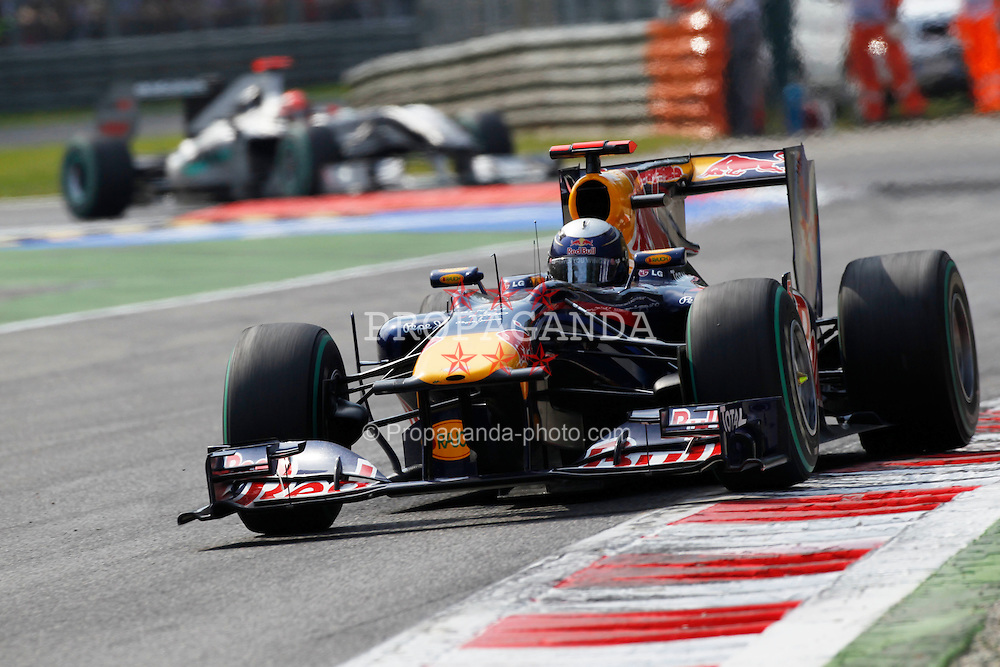 Motorsports / Formula 1: World Championship 2010, GP of Italy, 05 Sebastian Vettel (GER, Red Bull Racing),