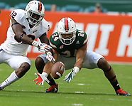 Miami Hurricanes Vs. Virgina 2017