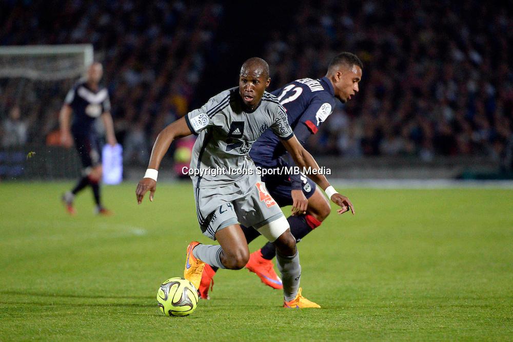 Rod FANNI  - 12.04.2015 - Bordeaux / Marseille - 32eme journee de Ligue 1 <br />Photo : Caroline Blumberg / Icon Sport