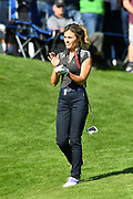 Zoe Hardman during the BMW PGA Championship at Wentworth Club, Virginia Water, United Kingdom on 18 September 2019.