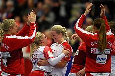 20161209 EHF Handball Womens EURO 2016, Danmark-Tjekkiet