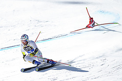 March 16, 2019 - El Tarter, Andorra - Luca de Aliprandini of Italy  Ski Team, during Men's Giant Slalom Audi FIS Ski World Cup race, on March 16, 2019 in El Tarter, Andorra. (Credit Image: © Joan Cros/NurPhoto via ZUMA Press)
