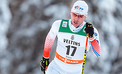 27.11.2016, Nordic Arena, Ruka, FIN, FIS Weltcup Langlauf, Nordic Opening, Kuusamo, Herren, im Bild Lukas Bauer (CZE) // Lukas Bauer of Czech Republic during the Mens FIS Cross Country World Cup of the Nordic Opening at the Nordic Arena in Ruka, Finland on 2016/11/27. EXPA Pictures © 2016, PhotoCredit: EXPA/ JFK
