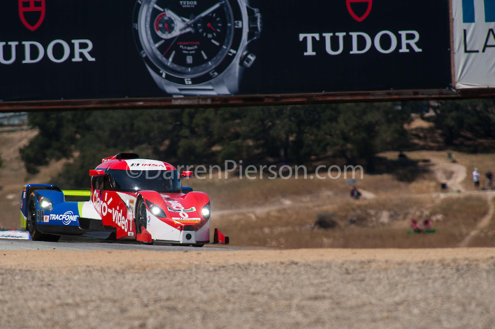 #0 Claro / TracFone DeltaWing Racing DeltaWing DWC13: Memo Rojas, Katherine Legge