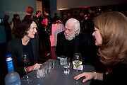 FIONA SHAW;  JOHN BALDESSARI; REBECCA IRVIN, Miroslaw Balka/John Baldessari Opening Reception, Tate Modern. Monday 12 October