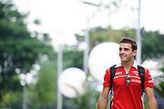 September 18-21, 2014 : Singapore Formula One Grand Prix - Jules Bianchi, Marussia