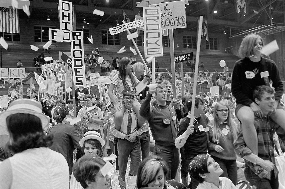 Mock Political Convention