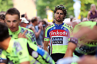 SAGAN Peter (SVK) Tinkoff Saxo Bank during the 102nd Tour de France, Team Presentation, in Utrecht, Netherlands, on July 2, 2015 - Photo Tim de Waele / DPPI